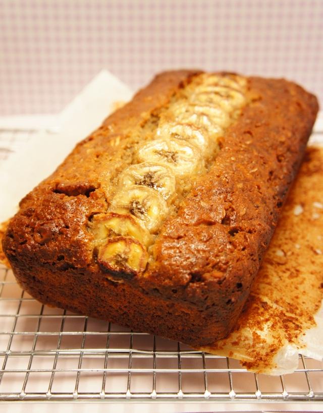 Banana Honey Bread