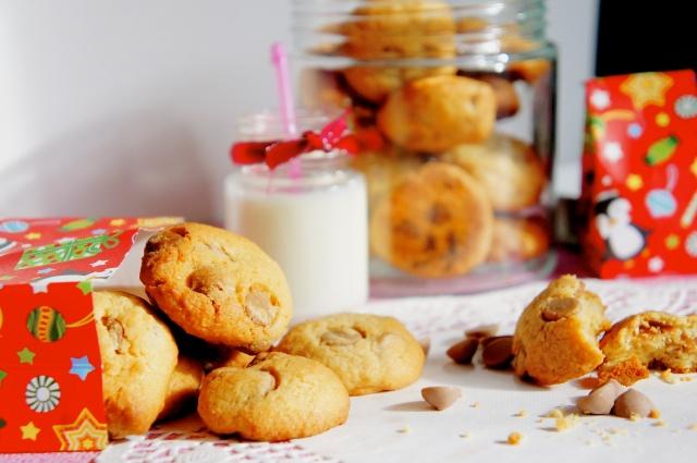 Caramel Chip Cookies