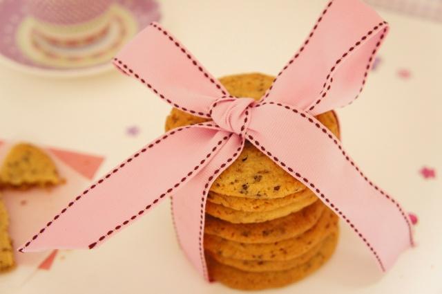 White Chocolate Cappuccino Cookies